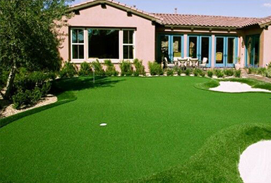 Artificial Lawn of Leisure Department